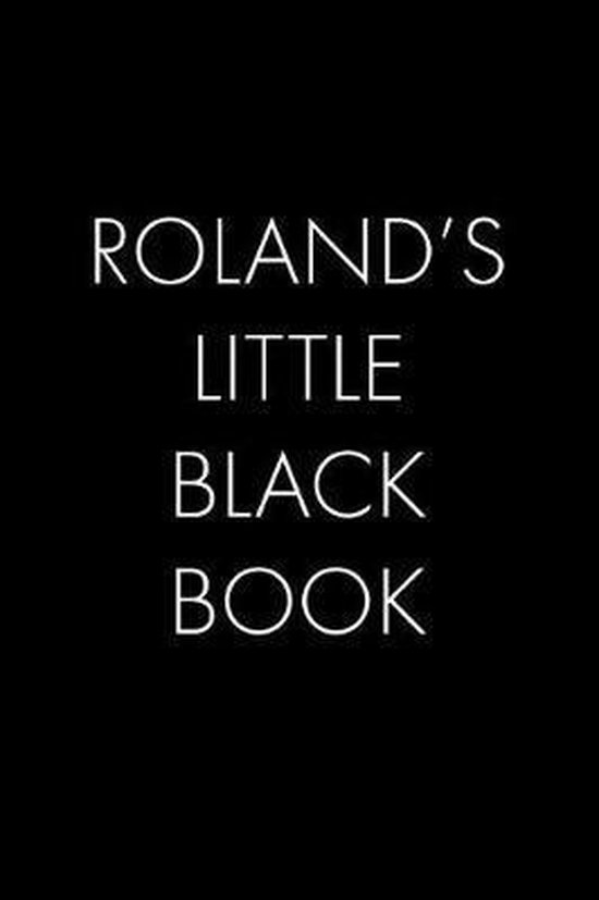 Roland's Little Black Book