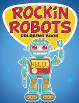 Rockin Robots Coloring Book
