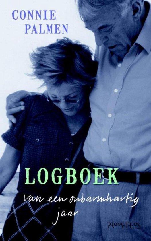Boek cover Logboek van een onbarmhartig jaar van Connie Palmen (Onbekend)