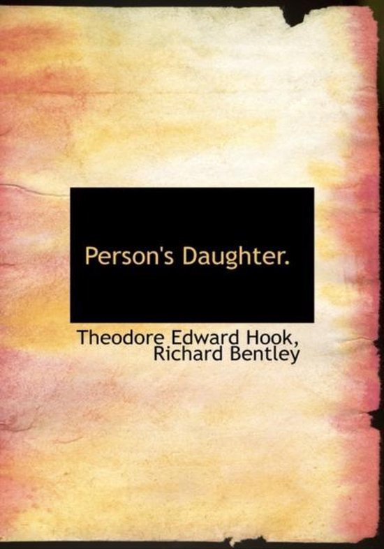 Person's Daughter.