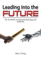 Omslag Leading into the Future