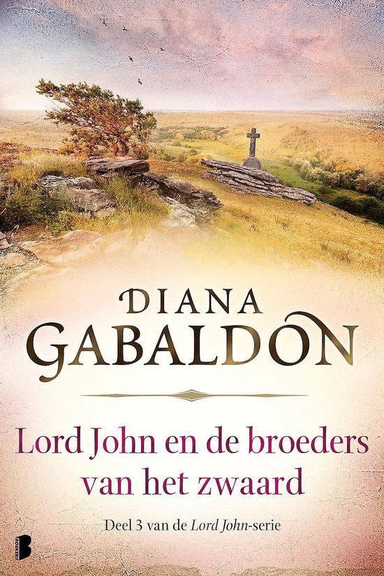 Lord John 3 - Lord John en de broeders van het zwaard - Diana Gabaldon |