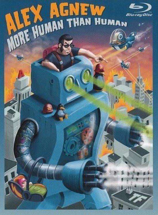 Alex Agnew - More Human Than Human (Blu-ray)