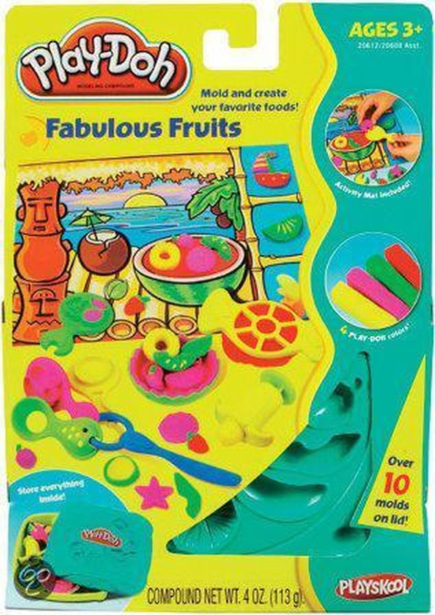 Play-Doh Basic Food - Speelklei