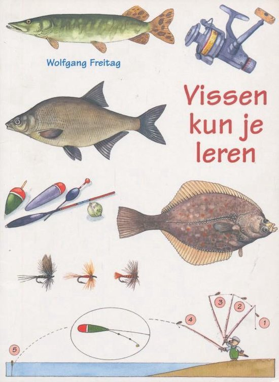 Vissen kun je leren - Freitag W. |