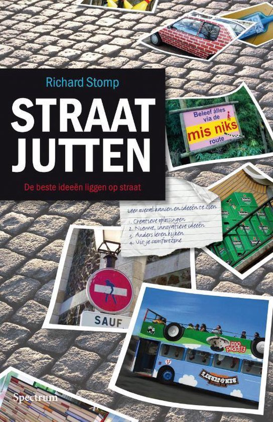 Straatjutten - Richard Stomp |