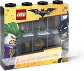 LEGO Batman Opbergbox voor 8 Minifigures - 12.5x18x12.5 cm - Zwart