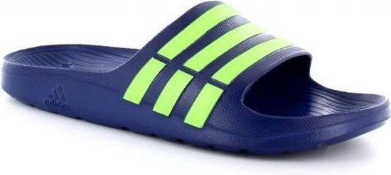 bol.com | adidas Duramo Slide Slippers - Maat 47 - Unisex ...