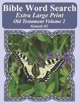 Bible Word Search Extra Large Print Old Testament Volume 2