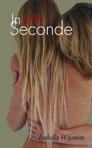 In een seconde