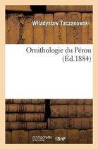 Ornithologie du Perou