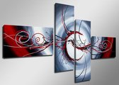 Art4-all - Canvas Schilderij Eyes - 160x70cm