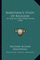 Martineau's Study of Religion