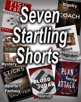 Omslag Seven Startling Shorts