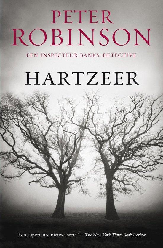 Cover van het boek 'Hartzeer' van P. Robinson