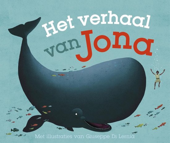 Het verhaal van Jona - Cj Leonard |