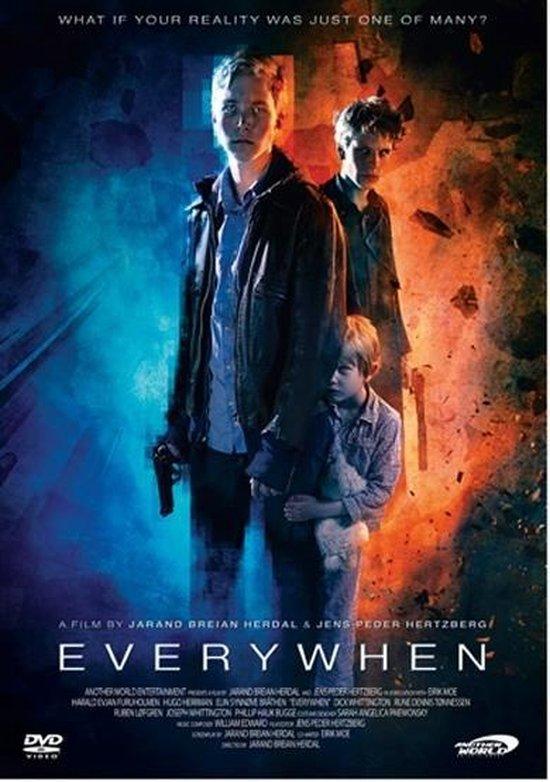 Cover van de film 'Everywhen'