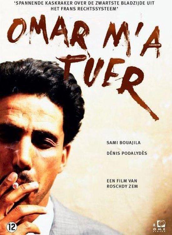 Cover van de film 'Omar M'A Tuer'