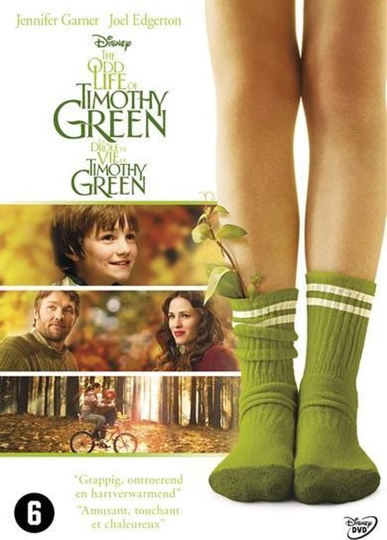 Cover van de film 'The Odd Life Of Timothy Green'