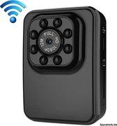 Knoopcamera Full HD 1080P Wifi - Knoop camera 1080P - spy camera wifi - Sport camera Wifi - Verborgen camera met Wifi