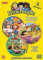 Little People  3-DVD Box