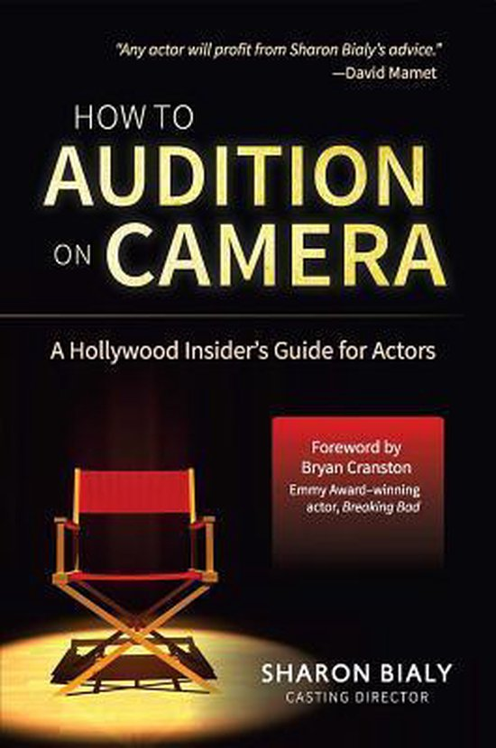 How To Audition On Camera