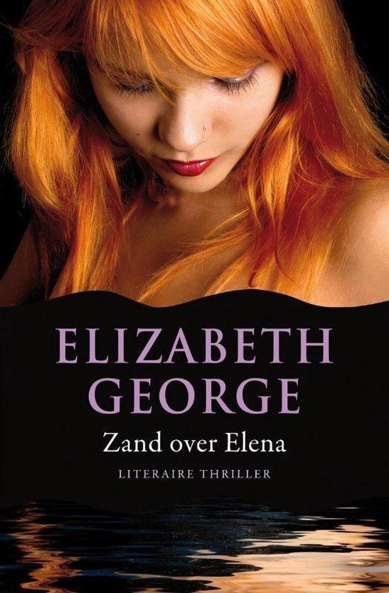 Zand over Elena - Elizabeth George |