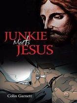 Omslag Junkie Meets Jesus