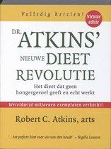 Boekomslag van 'Dr. Atkins nieuwe dieet revolutie'
