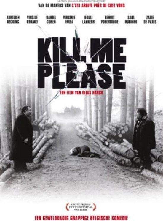 Cover van de film 'Kill Me Please'