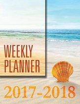 Weekly Planner 2017-2018