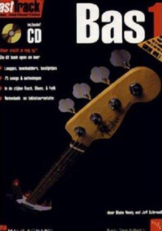 FastTrack - Basgitaar 1 (NL) - Bass Guitar - BOOK+CD - Blake Neely | Fthsonline.com