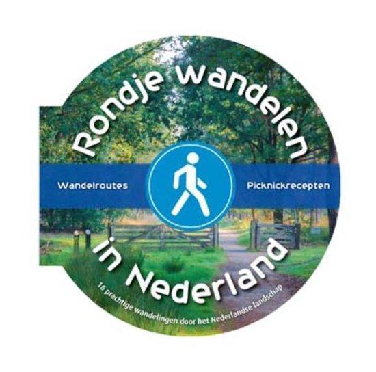 Rondje wandelen in Nederland - Wim Huijser |