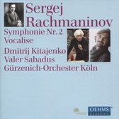 Symphony No. 2 In E Minor, Op. 27 ; Vocalise In C-