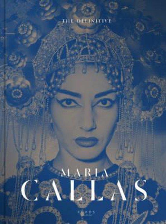 Boek cover The Definitive Maria Callas van Marzotto Foundation (Hardcover)