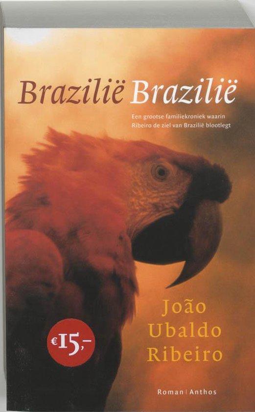 Brazilie Brazilie - João Ubaldo Ribeiro   Readingchampions.org.uk