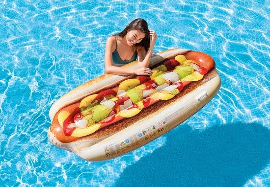 Intex Hotdog Luchtbed