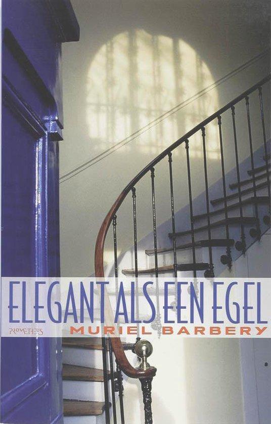 Elegant Als Een Egel - Muriel Barbery  