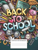 Back To School Composition Notebook