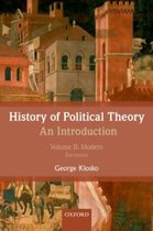 History of Political Theory: An Introduction: Volume II