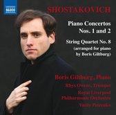 Piano Concertos Nos. 1 And 2