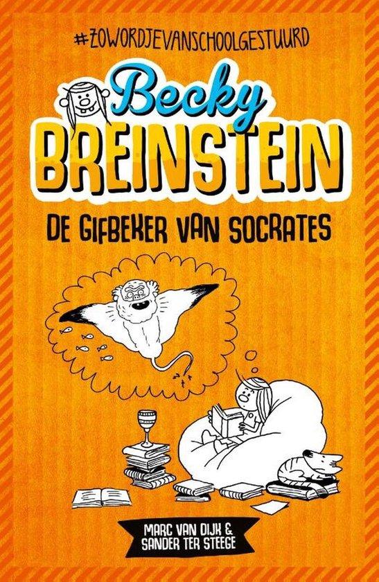 Becky Breinstein - De gifbeker van Socrates - Marc van Dijk |