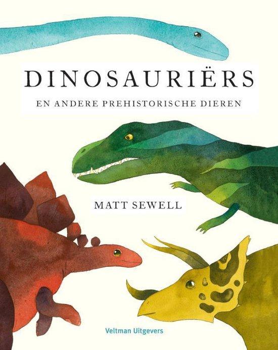 Dinosauriërs - Matt Sewell |