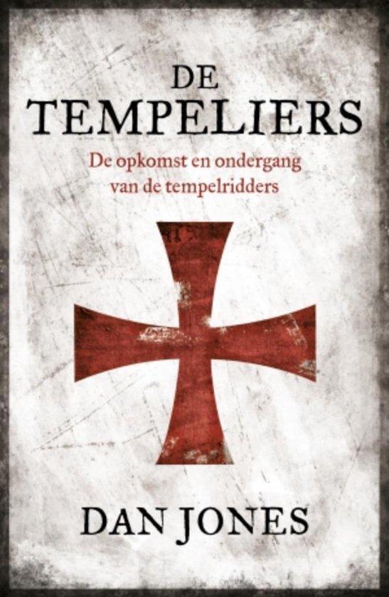 Boek cover De Tempeliers van Dan Jones