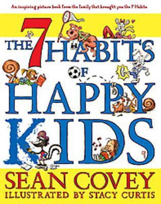 Afbeelding van The 7 Habits of Happy Kids