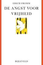 Boek cover De angst voor vrijheid van Erich Fromm (Paperback)