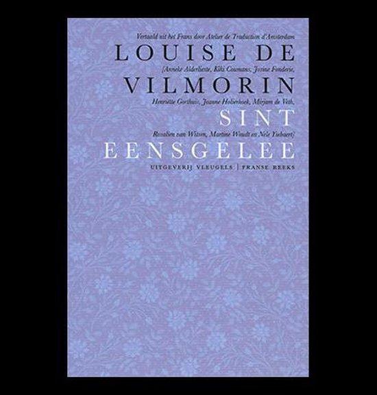 Sint Eensgelee - Louise De Vilmorin |