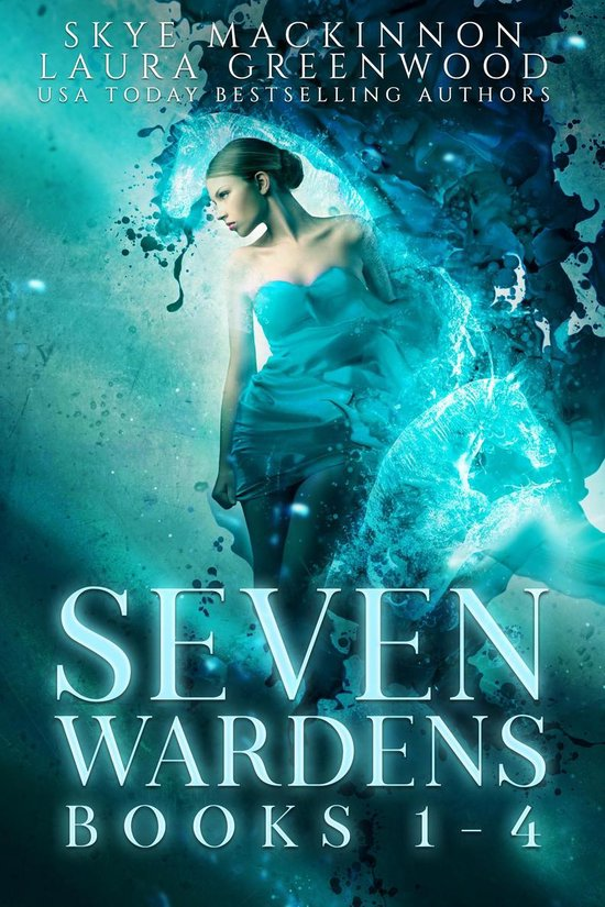 Boek cover Seven Wardens Omnibus: Books 1-4 van Skye Mackinnon (Onbekend)