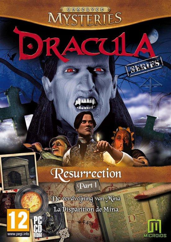 Dracula, Resurrection, Part 1 (De Verdwijning van Mina) – Windows