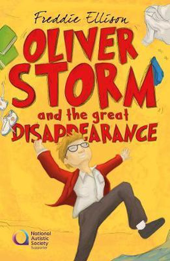 Oliver Storm and the Great Disappearance